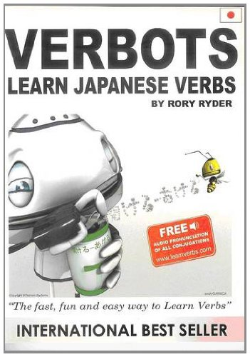 9788496873285: Verbots: Learn Japanese Verbs (Was Learn 101 Japanese Verbs in a Day) (English and Italian Edition)