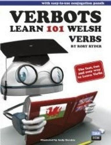 9788496873414: Verbots Learn 101 Welsh Verbs