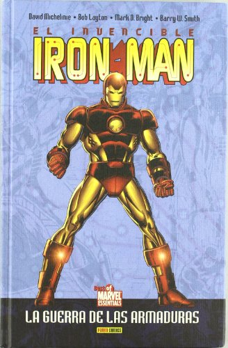 9788496874220: Iron man - la Guerra de las armaduras