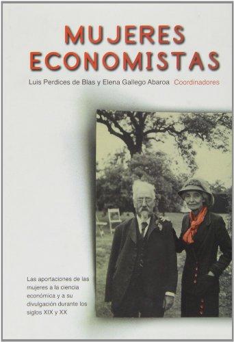 9788496877023: Mujeres economistas (Spanish Edition)