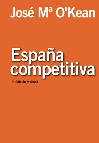 9788496877337: España Competitiva (Economista (ecobook))