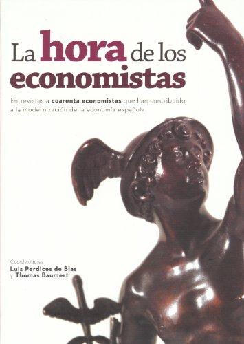 9788496877368: Hora De Los Economistas,La (Economista (ecobook))