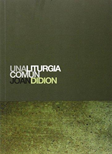 9788496879041: Una liturgia común (Palabra de Mujer)