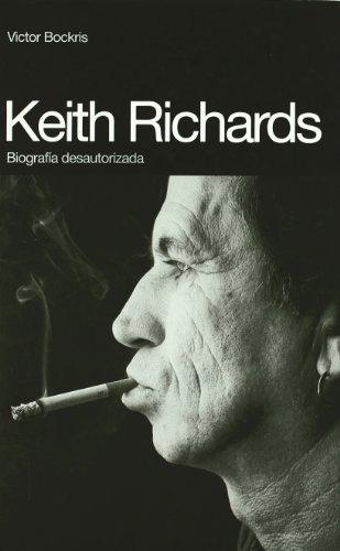 9788496879423: Keith Richards: Biografía desautorizada (BioRitmos)