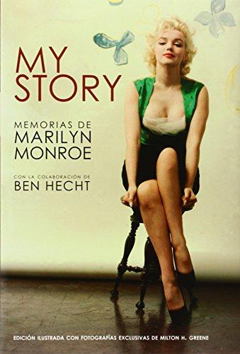 9788496879591: My Story: Memorias de Marilyn Monroe (Spanish Edition)