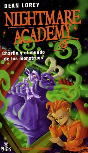 9788496886056: Nightmare Academy: Charlie y el mundo de los monstruos (Liliput)