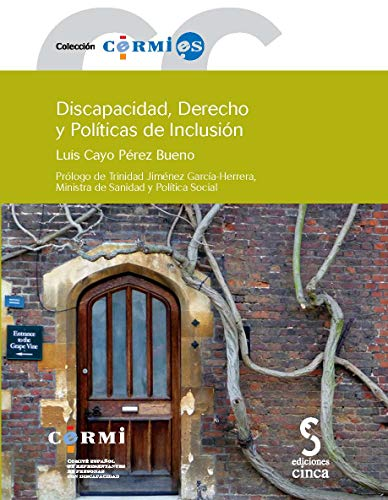 9788496889668: DISCAPACIDAD, DERECHO Y POLÍTICAS DE INCLUSIÓN
