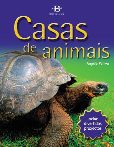 9788496893009: Casas de animais (Infantil-Xuvenil)