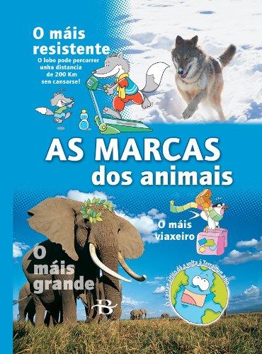 9788496893504: As marcas dos animais (Infantil-Xuvenil)
