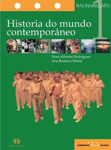 9788496893566: Historia do mundo contemporáneo