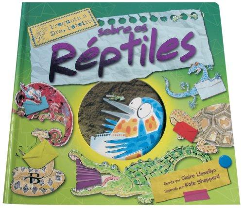 9788496893627: Pregunta á Dra. Peteiro sobre os Réptiles (Infantil-Xuvenil)