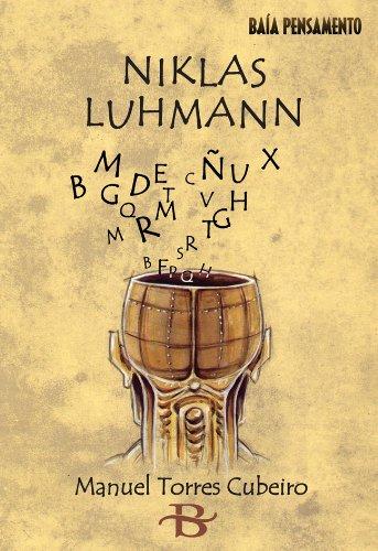 9788496893726: Niklas Luhmann (Baía Pensamento)