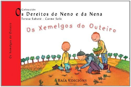 9788496893948: Os xemelgos de Outeiro (Infantil-Xuvenil)