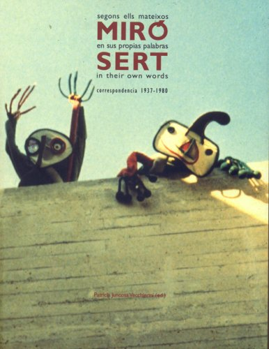 9788496898363: Miro and Sert in their Own Words (English, Catalan and Spanish Edition)
