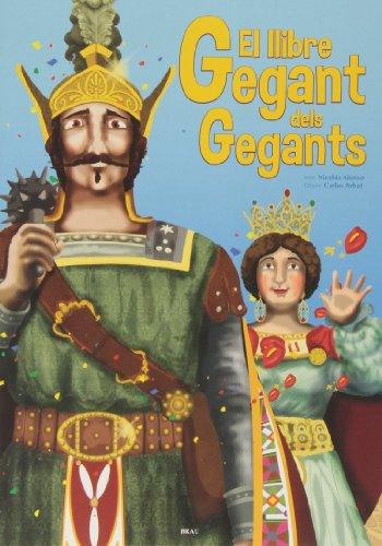 9788496905955: El Llibre Gegant Dels Gegants (Els llibres gegants)