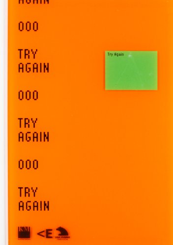 9788496917217: TRY AGAIN