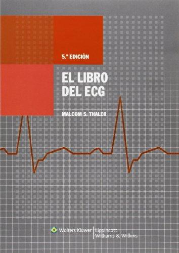 9788496921016: El libro del ECG (Spanish Edition)