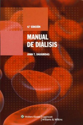 9788496921023: Manual de diálisis