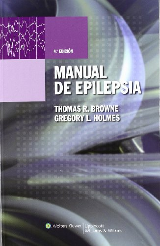 9788496921306: Manual de epilepsia (Spanish Edition)