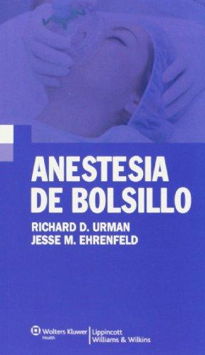 9788496921740: Anestesia de bolsillo