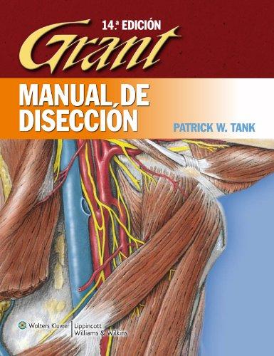 Grant Manual de Diseccion / Grant Dissection: Patrick W., Ph.D.