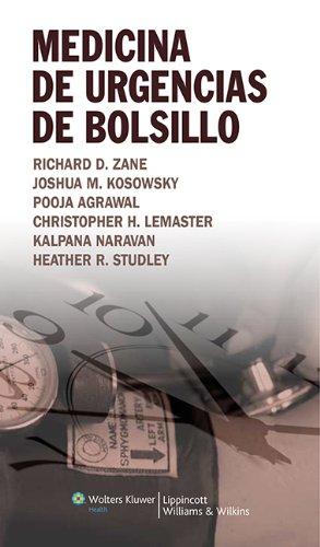 9788496921962: Medicina de urgencias de bolsillo (Spanish Edition)