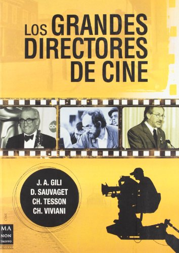 9788496924239: GRANDES DIRECTORES DE CINE, LOS (Spanish Edition)