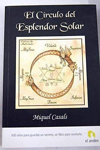 9788496929661: El círculo del esplendor solar