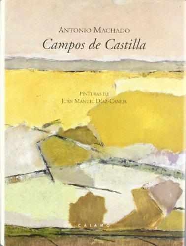 Campos de Castilla (Ilustrados Cálamo) Machado Ruiz,