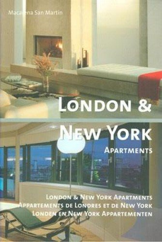 London & New York Apartments: Martin, Macarena San, edited by