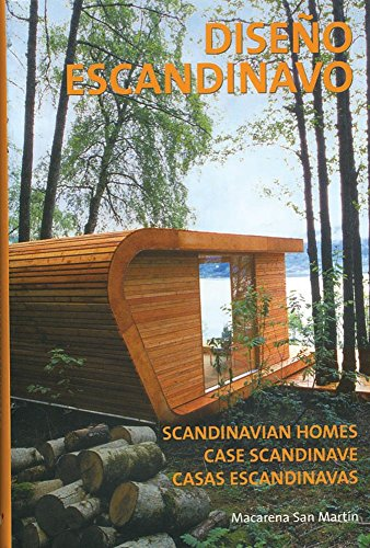 9788496936164: Case scandinave. Ediz. italiana, inglese, spagnola e portoghese