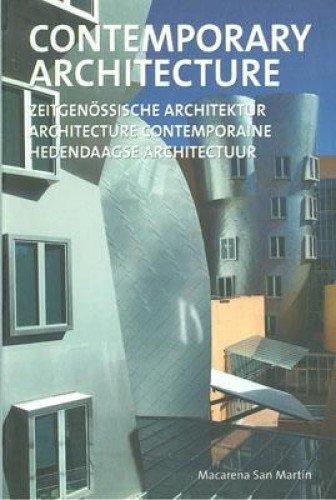 9788496936256: Contemporary Architecture