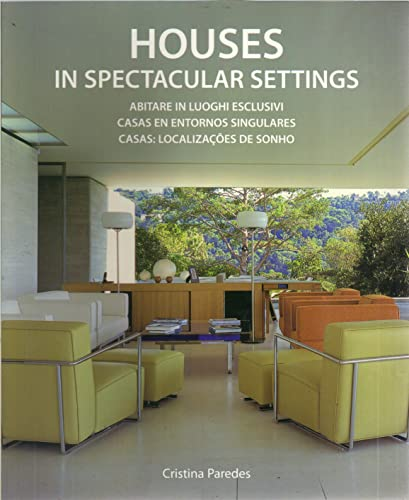 9788496936621: Houses In Spectacular Setting