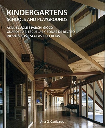 9788496936652: KINDERGARTENS, SCHOOLS AND PLAYGROUNDS (Spanish Edition)