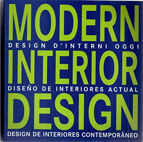 9788496936713: MODERN INTERIOR DESIGN