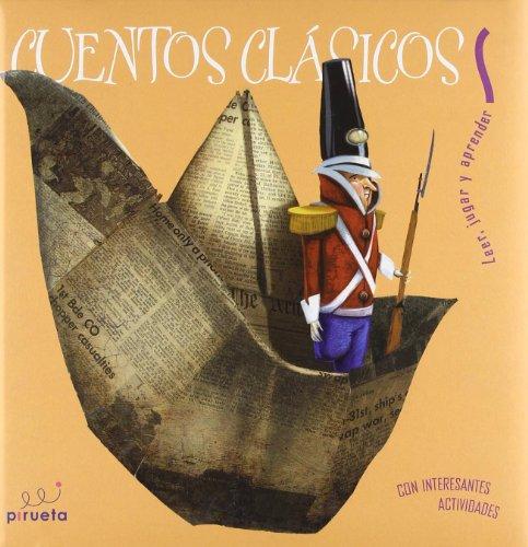 Cuentos clásicos El soldadito de plomo /: Aa.Vv.