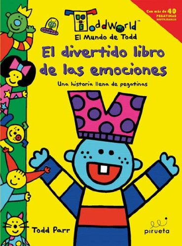 9788496939776: El divertido libro de las emociones
