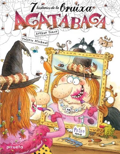 9788496939844: 7 històries boges de la bruixa Agatabaga