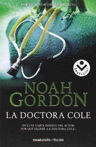 9788496940024: Doctora Cole, La (Rocabolsillo Ficcion) (Spanish Edition)