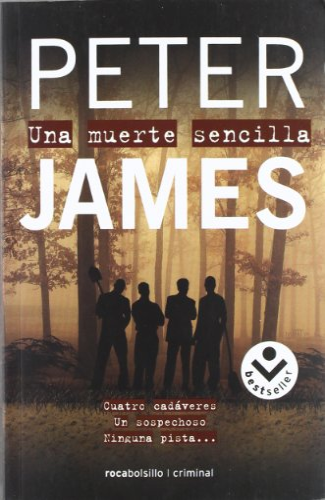 9788496940048: Una muerte sencilla (Rocabolsillo Criminal) (Spanish Edition)