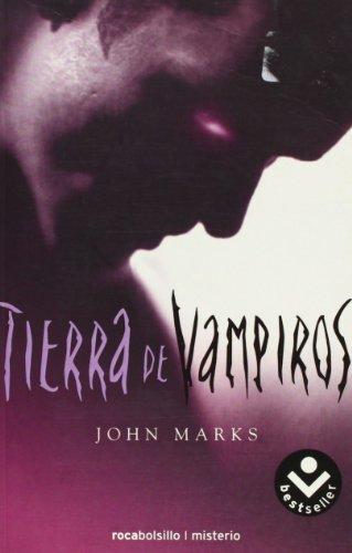 9788496940307: Tierra de vampiros