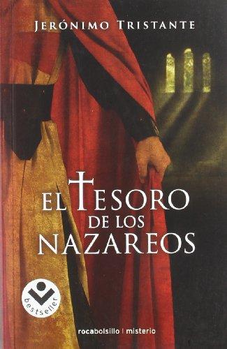 9788496940727: El tesoro de los nazareos (Rocabolsillo Bestseller)