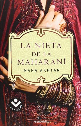 9788496940949: La nieta de la Maharan� (Bestseller (roca))