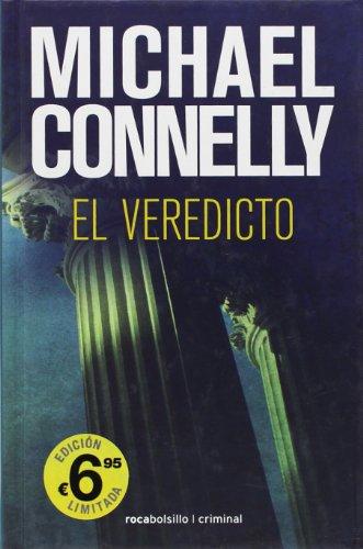 9788496940970: El veredicto (Rocabolsillo Criminal) (Spanish Edition)