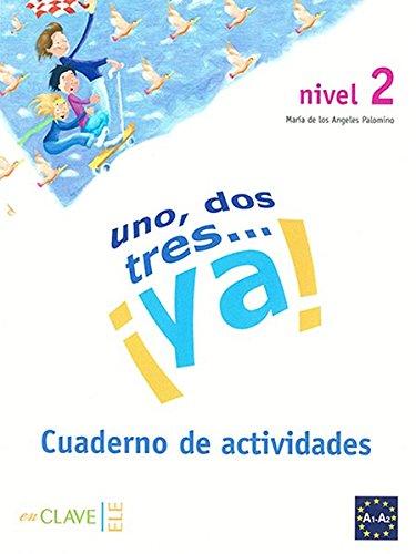 9788496942080: 1,2,3YA 2 Cuaderno de actividades 2 (Spanish Edition)