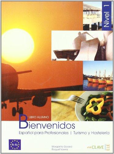 9788496942127: Bienvenidos 1-libro del alumno 1 (Spanish Edition)