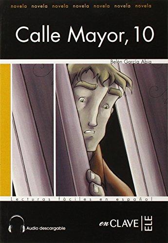 9788496942431: Lecturas adultos. Calle Mayor 10 + CD audio, Nivel A1, A2 (Spanish Edition)