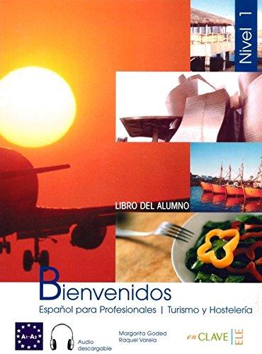 9788496942950: Bienvenidos: Espanol Para Profesionales (Spanish Edition)