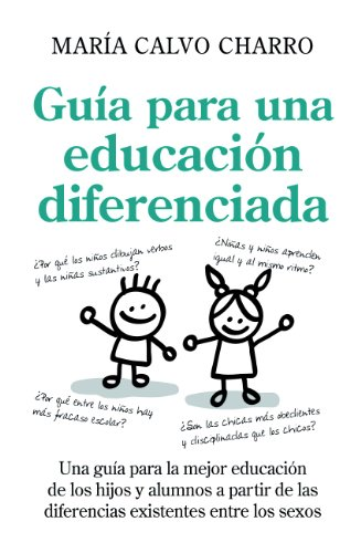 9788496947696: Guia para la educacion diferenciada/ Differentiated Education Guide (Spanish Edition)