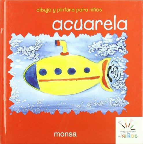 9788496951693: Acuarela